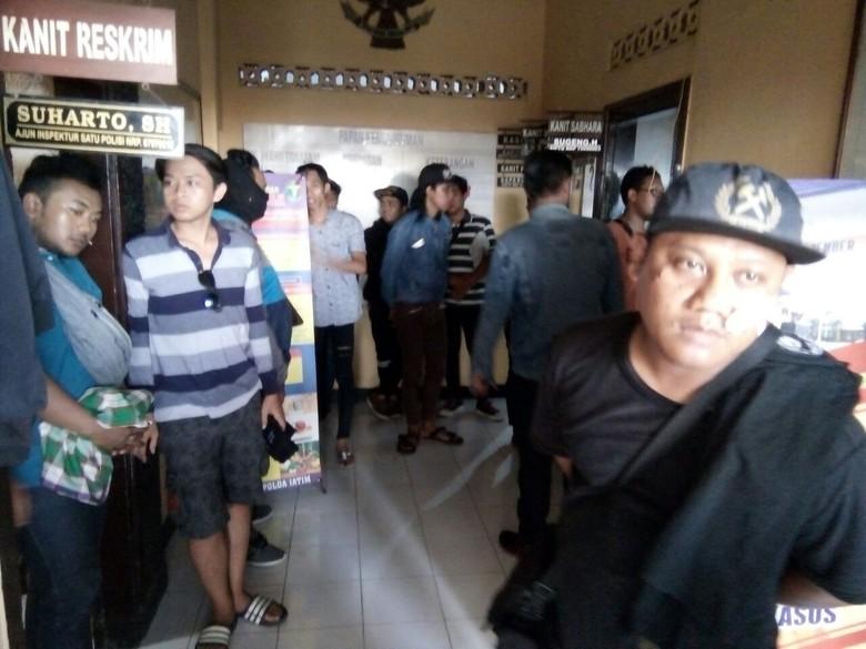 Bentrok Diduga Suporter dan Pesilat di Jember, ini Kata Polisi