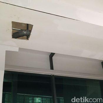 Atap Bocor, Kemenhub Perbaiki Sistem Talang Air Terminal 3 Soetta