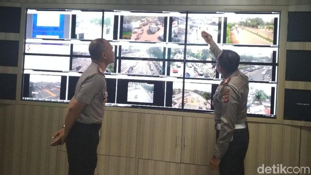 Pengendara Diberi Waktu Seminggu untuk Konfirmasi Tilang CCTV