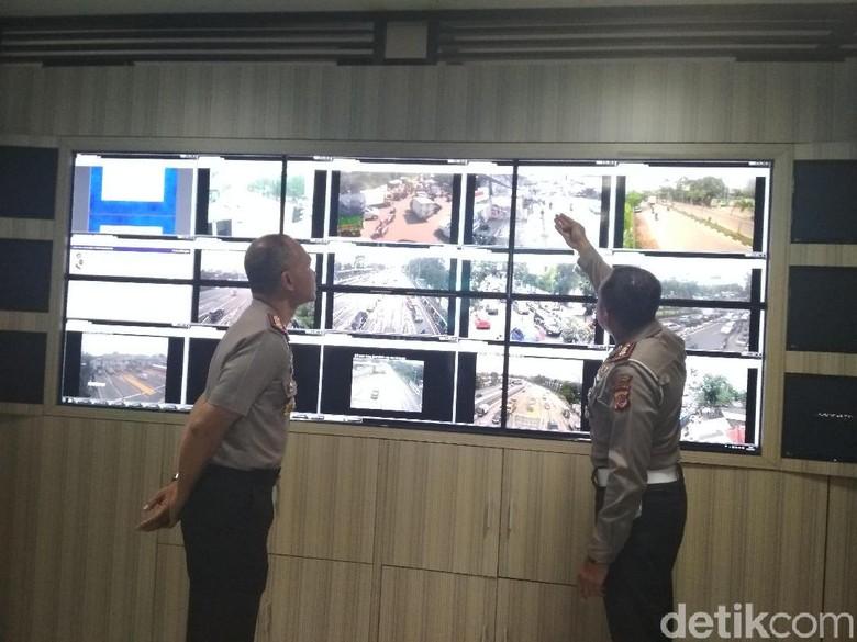 Begini Pola Tilang CCTV yang Diterapkan di Bandung