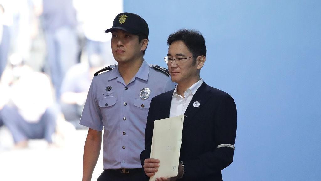 Pangeran Samsung, Super Kaya dan Berkuasa Tapi Rela Dipenjara