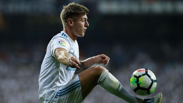 Gabung Madrid Langkah Bagus Dalam karierku