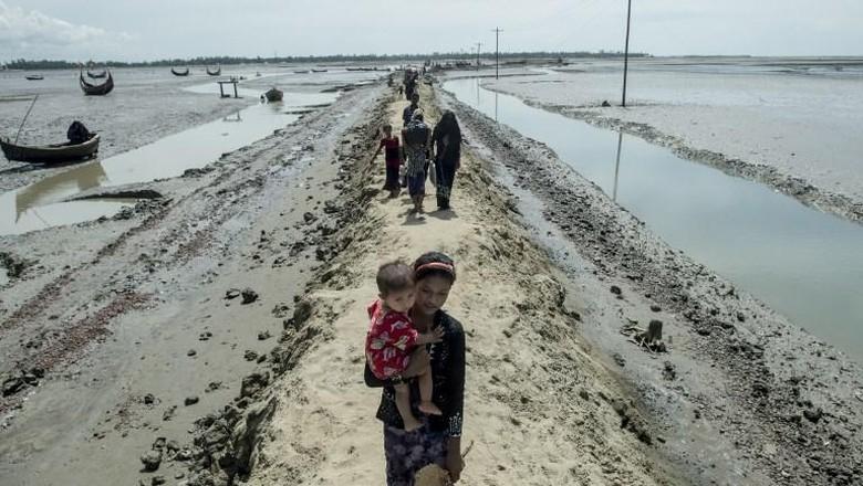 Nikahi Gadis Rohingya, Pria Bangladesh Diburu Polisi