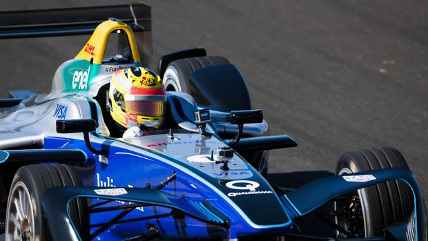 Anies Heran Anggaran Besar Formula E Dipertanyakan