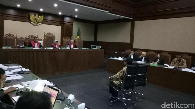 Sidang Suap Kemendes, Jaksa Tanya soal Rekaman Audit Firaun
