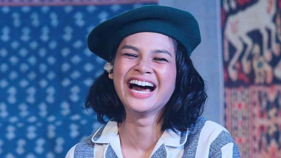 Senyum Semringah Andien Lepas Album Metamorfosa