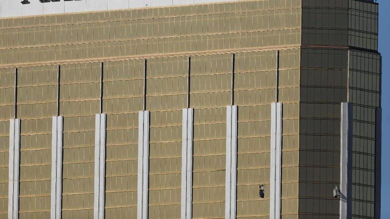 Sering Dibayar Rp 135 Juta, Ini Kata PSK Soal Penembak Las Vegas