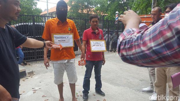 Polisi Reka Ulang Kasus Abi yang Dituduh Curi Vape Rp 1,6 Juta