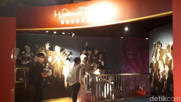 Bukan Jokowi, Ini Patung Lilin Paling Populer di Madame Taussauds Hong Kong
