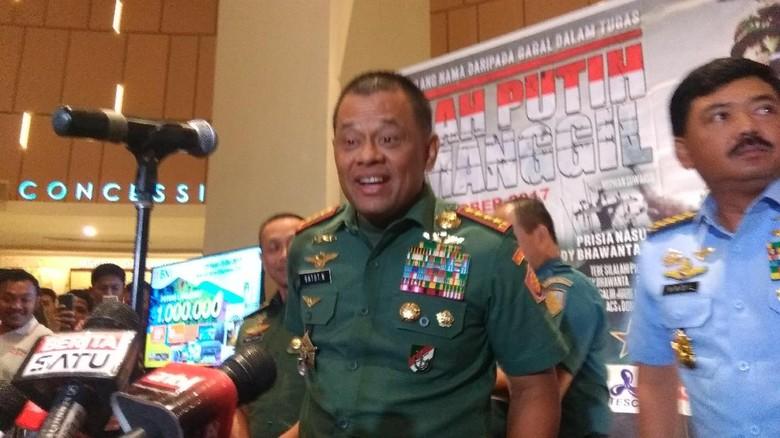 Kedubes AS Ungkap Peristiwa 1965, Panglima TNI: Itu Biasa Saja
