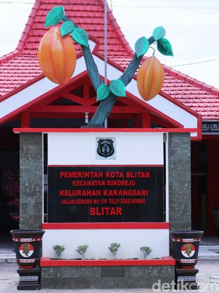 Kampung Belimbing Destinasi Wisata Alam Di Tengah Kota Blitar