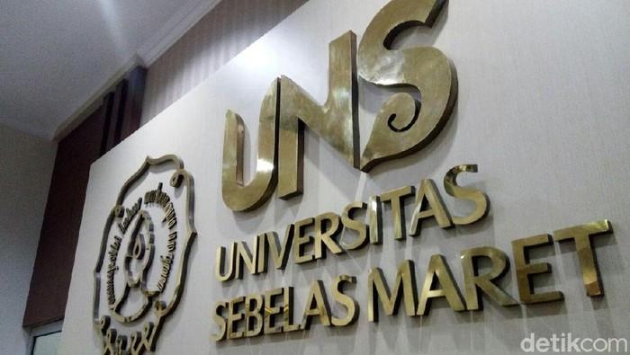 Universitas Sebelas Maret (UNS) Surakarta, Kamis (5/10/2017).