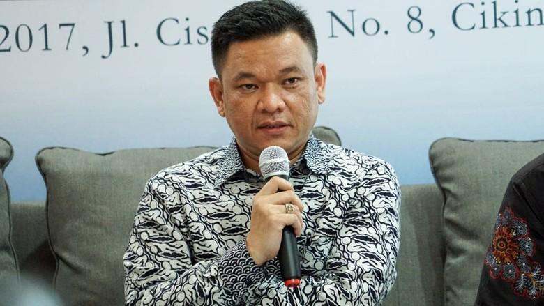 Gerindra Sebut Jokowi Mumet, Golkar: Prabowo Tak Pede Nyapres
