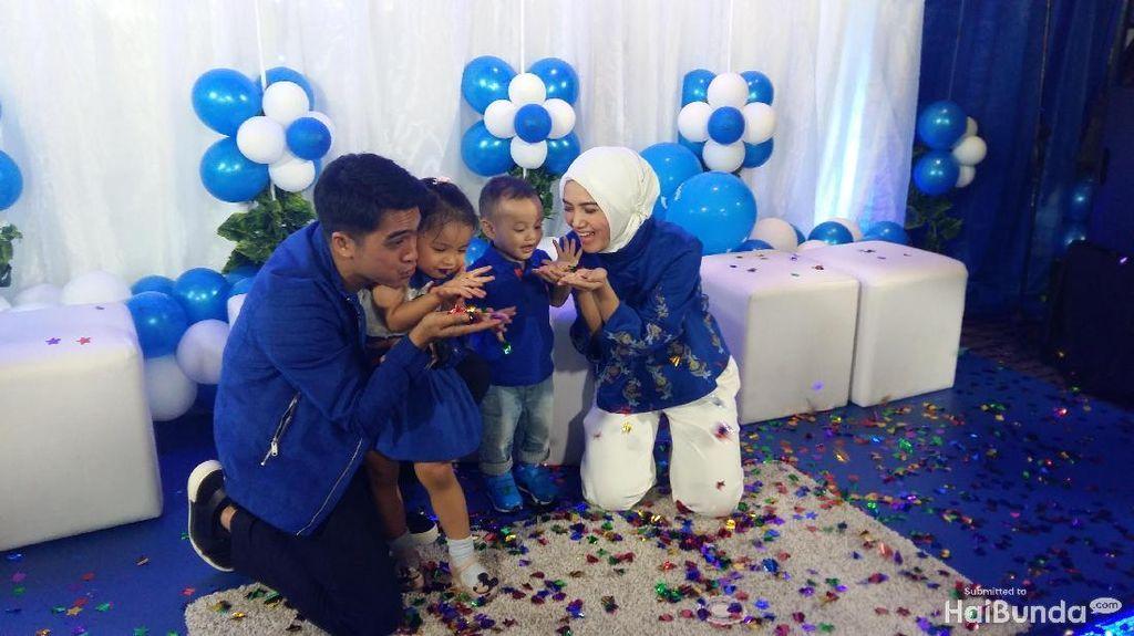 Buat Keluarga Ricky Harun, Hal-hal Simpel Ini Sudah Bikin Bahagia