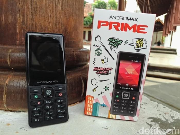 Andromax Prime, Ponsel 4G Buat yang Anti Smartphone