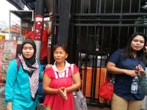 Monica Anak Pedagang Kopi Berangkat ke Pertemuan WHO 16 Oktober