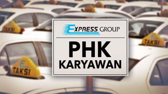 Taksi Express PHK Karyawan