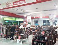 Ada Kontes Foto Motif Batik di Pasar Kaget Transmart Carrefour