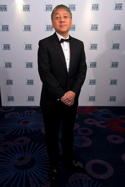 Kazuo Ishiguro di Tengah Hiruk Pikuk Nobel Sastra 2017 Foto: Getty Images