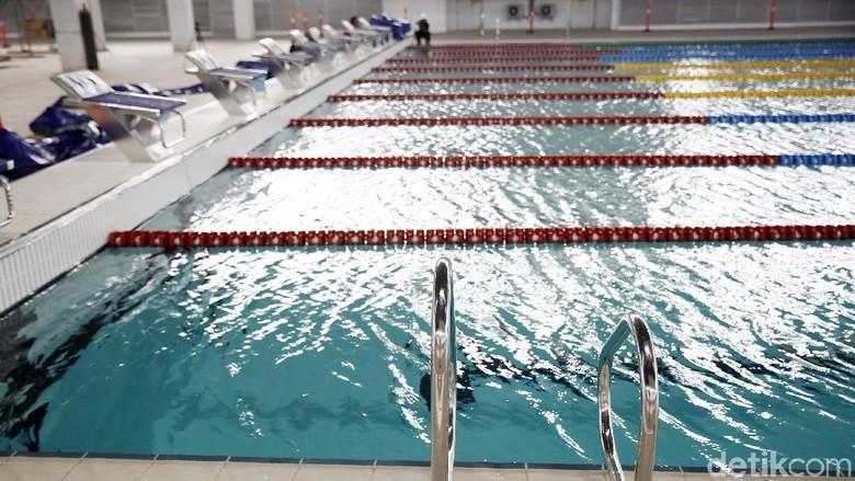 Stadion Akuatik Diklaim sebagai Venue Paling Ramah Disabilitas