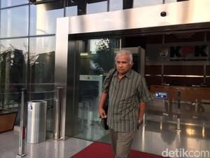 Usai Diperiksa KPK, Eks Anak Buah RJ Lino Bungkam