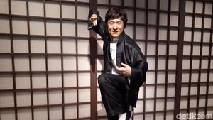 Bukan Jokowi, Ini Patung Lilin Paling Populer di Madame Tussauds Hong Kong