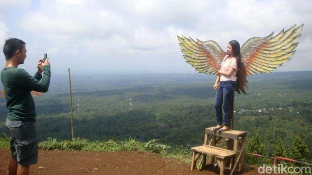 Bukit Mertelu, Purbalingga.