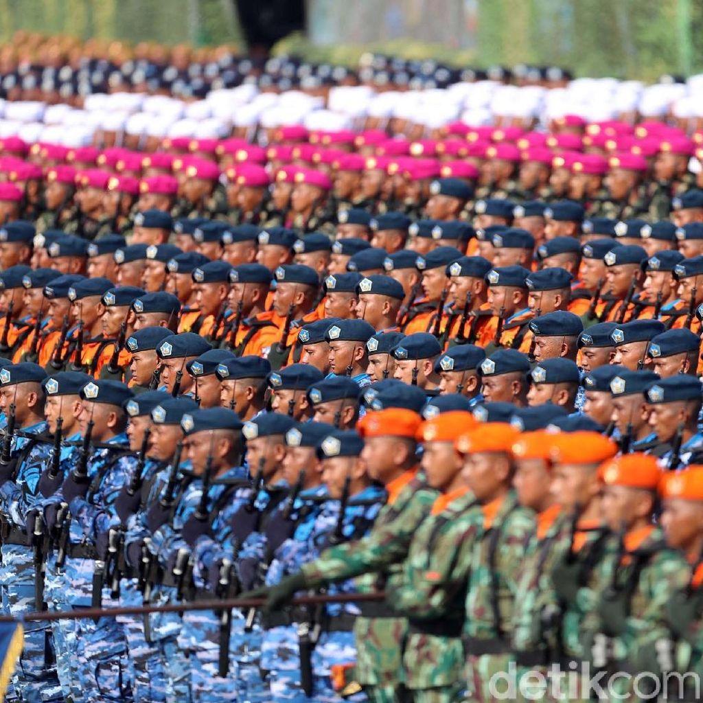 Istana: Koopssus TNI Koordinasikan Den-81, Denjaka, dan Paskhas