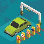 Sekarang Parkir di Bahu Jalanan Jakarta Bisa dari Ponsel