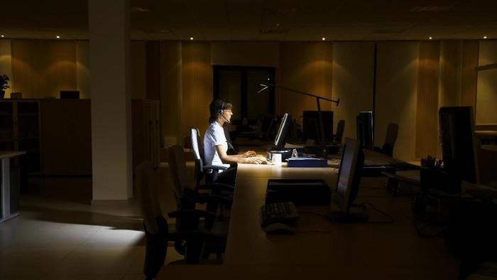Kerja siang malam bikin pekerja nggak punya waktu untuk olahraga, sehingga rentan kena diabetes (Foto: ilustrasi/thinkstock)