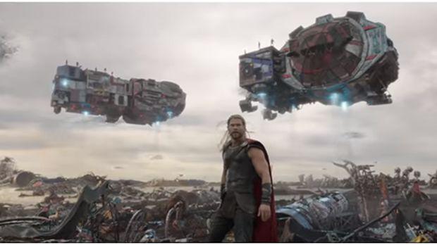 5 Hal yang akan Dihadapi Thor di 'Thor: Ragnarok'