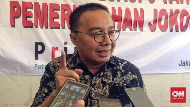 Anggota Komisi I DPR Fraksi Partai Golkar Bobby Adhityo Rizaldi.