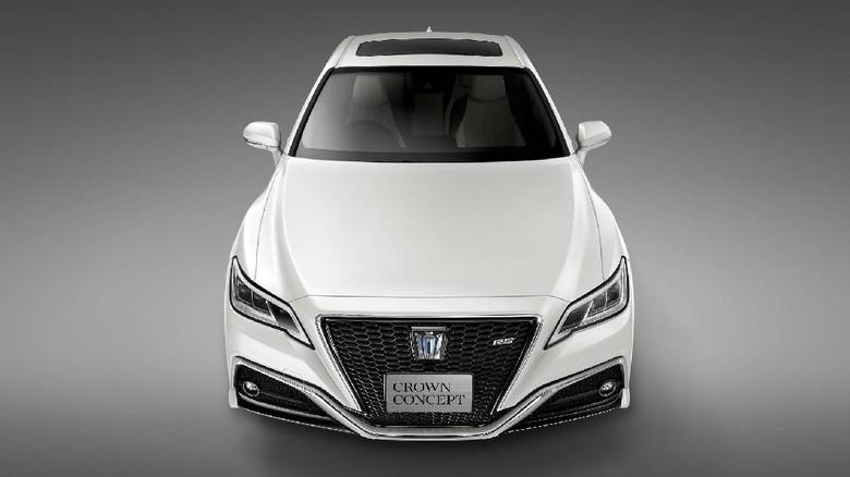 Toyota Siap Kenalkan Crown Concept. Foto: Motor1