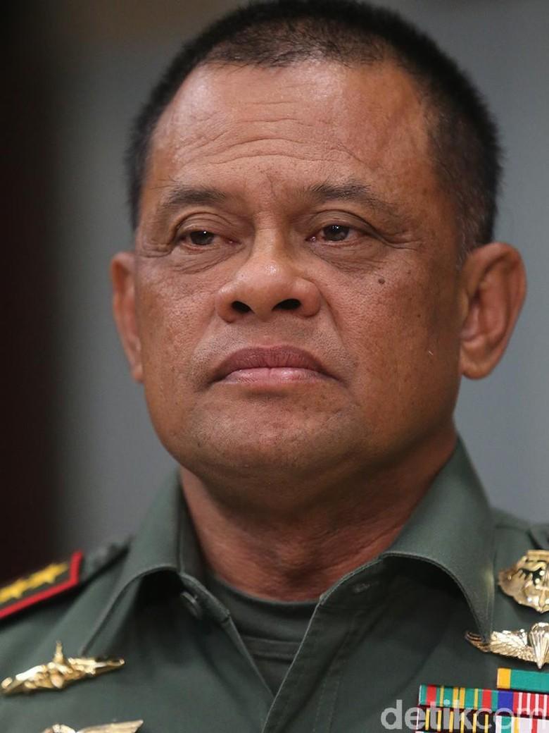 Penjelasan Lengkap AS soal Penolakan terhadap Jenderal Gatot
