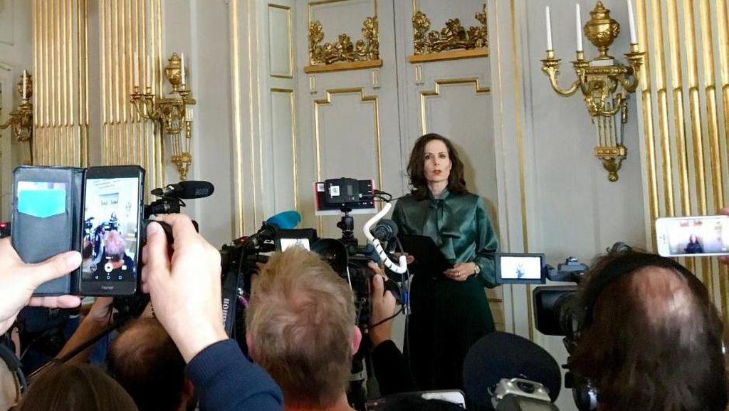 Akibat Skandal Seks, Sekretaris Hadiah Nobel Mengundurkan Diri