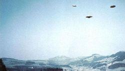 Irlandia Investigasi Laporan Penampakan Benda Diduga UFO