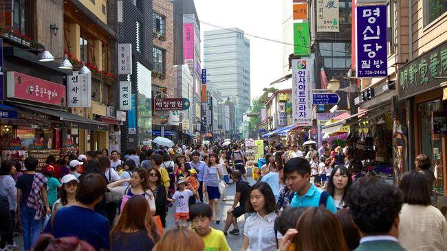 Wisata Belanja di Korea Selatan, Ini 5 Tempatnya