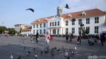 Selain Wisata Sejarah, Kota Tua Juga Mau Jadi Tempat Kumpul-Kumpul