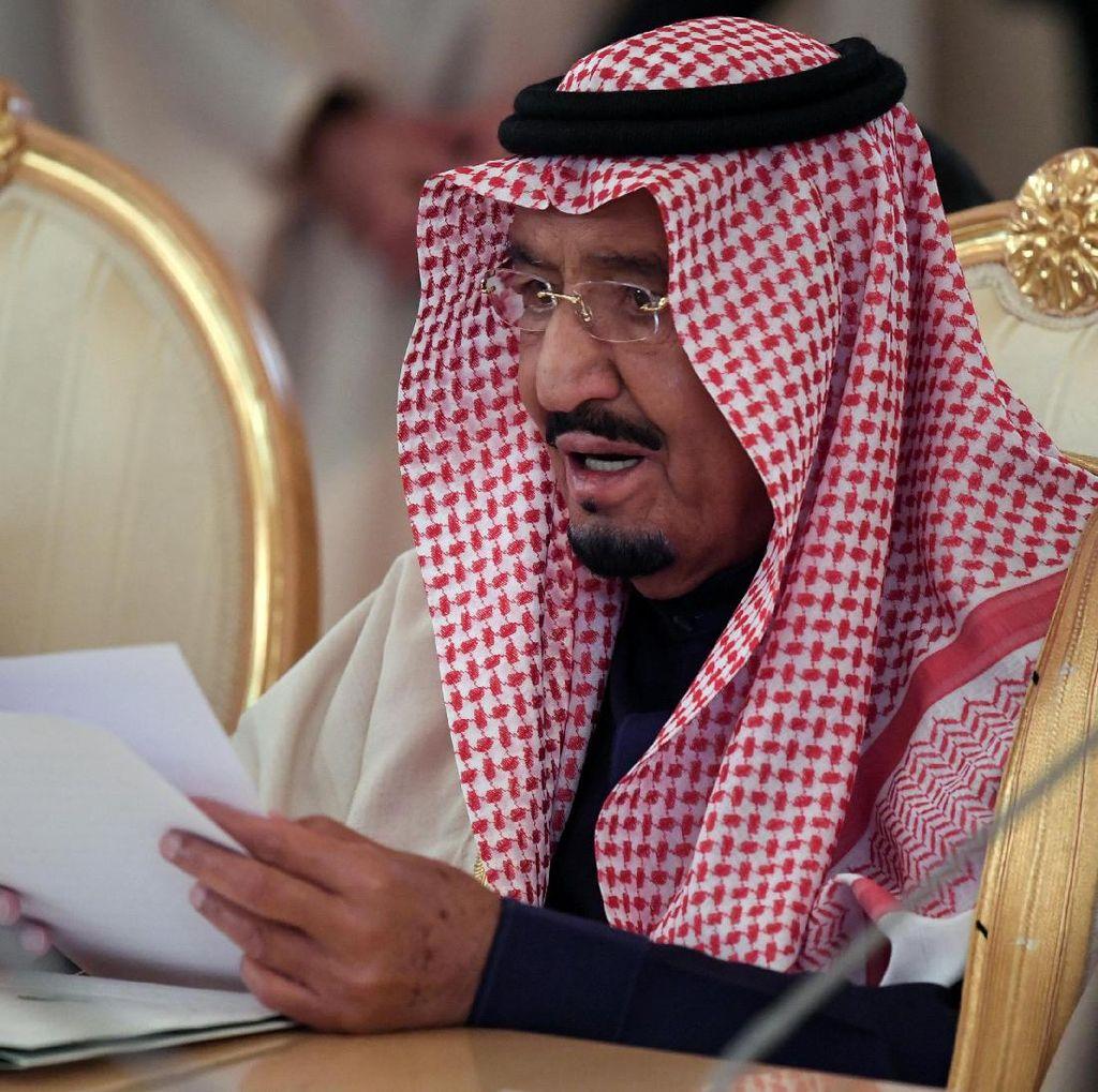Raja Saudi Perintahkan Penyelidikan Atas Hilangnya Khashoggi
