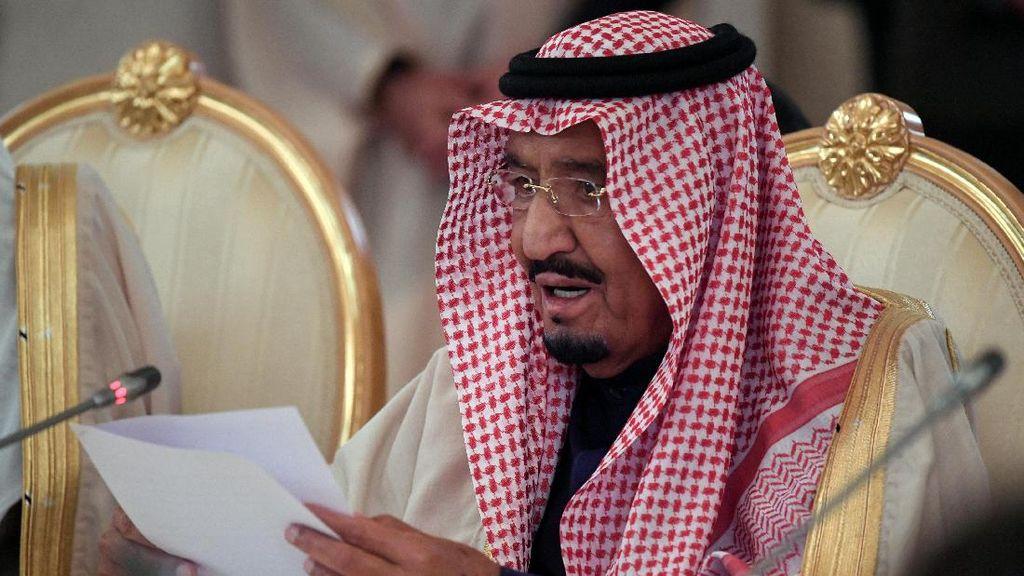 Raja Salman Kutuk Serangan Israel, Dukung Perjuangan Rakyat Palestina