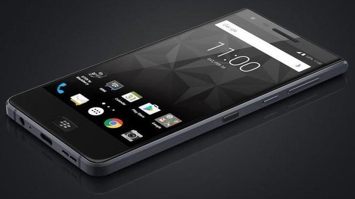 BlackBerry Motion. Foto: Internet