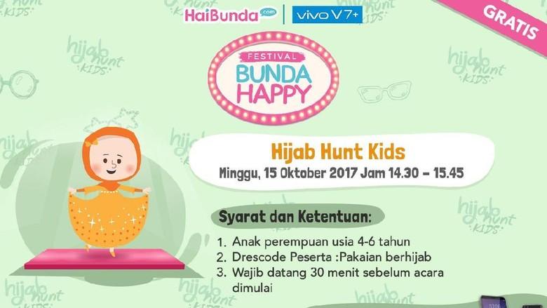 Hijab Hunt Kids/ Foto: dok HaiBunda