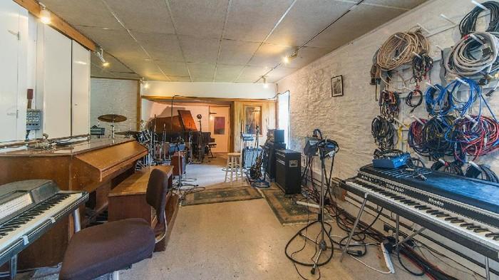 studio rekaman Oasis