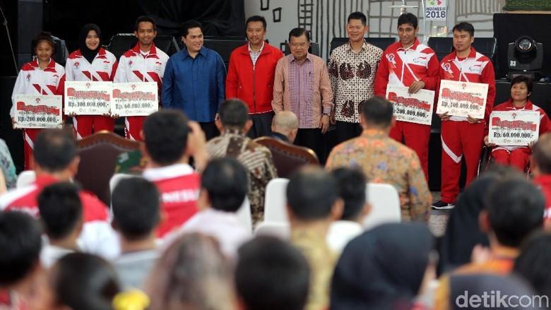 Belum Semua Atlet Terima Bonus SEA Games dan ASEAN Para Games