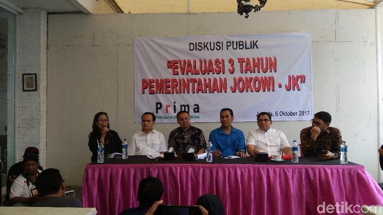 Politikus Golkar Dorong Jokowi Reshuffle Menteri Sektor Polhukam