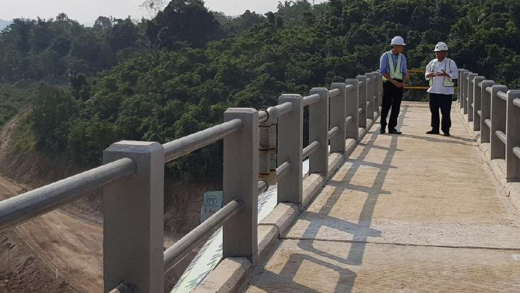 Target Pemerintah Jokowi: 30 Jembatan Gantung di Banten Rampung 2018