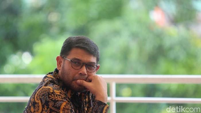 Nasir Djamil (Ari Saputra/detikcom)