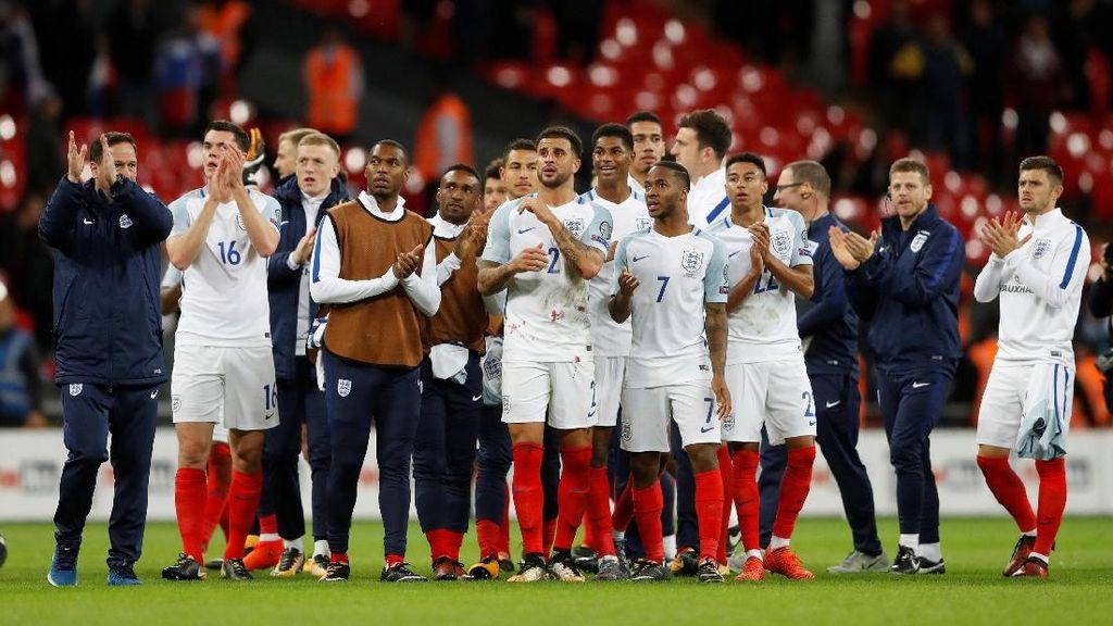 Mengapa Inggris Diisi Para Pemain Muda?