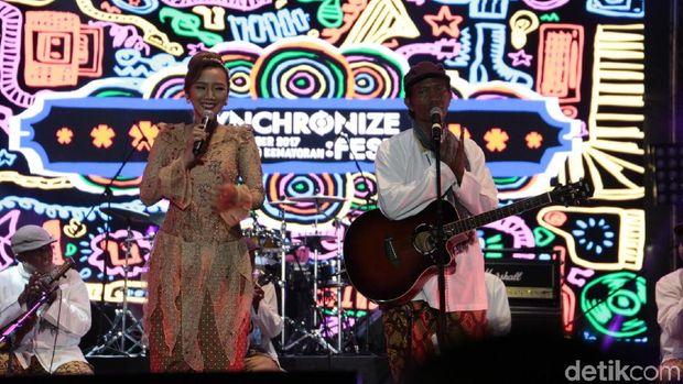 Keroncong Tugu Cafrinho Goyang Synchronize Fest 2017