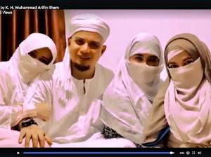 Masih soal Ustad Arifin Ilham dan Ketiga Istrinya, Polemik Posesif Masuk FFI